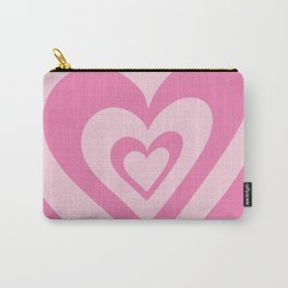 Love Power - simple pink Carry-All Pouch