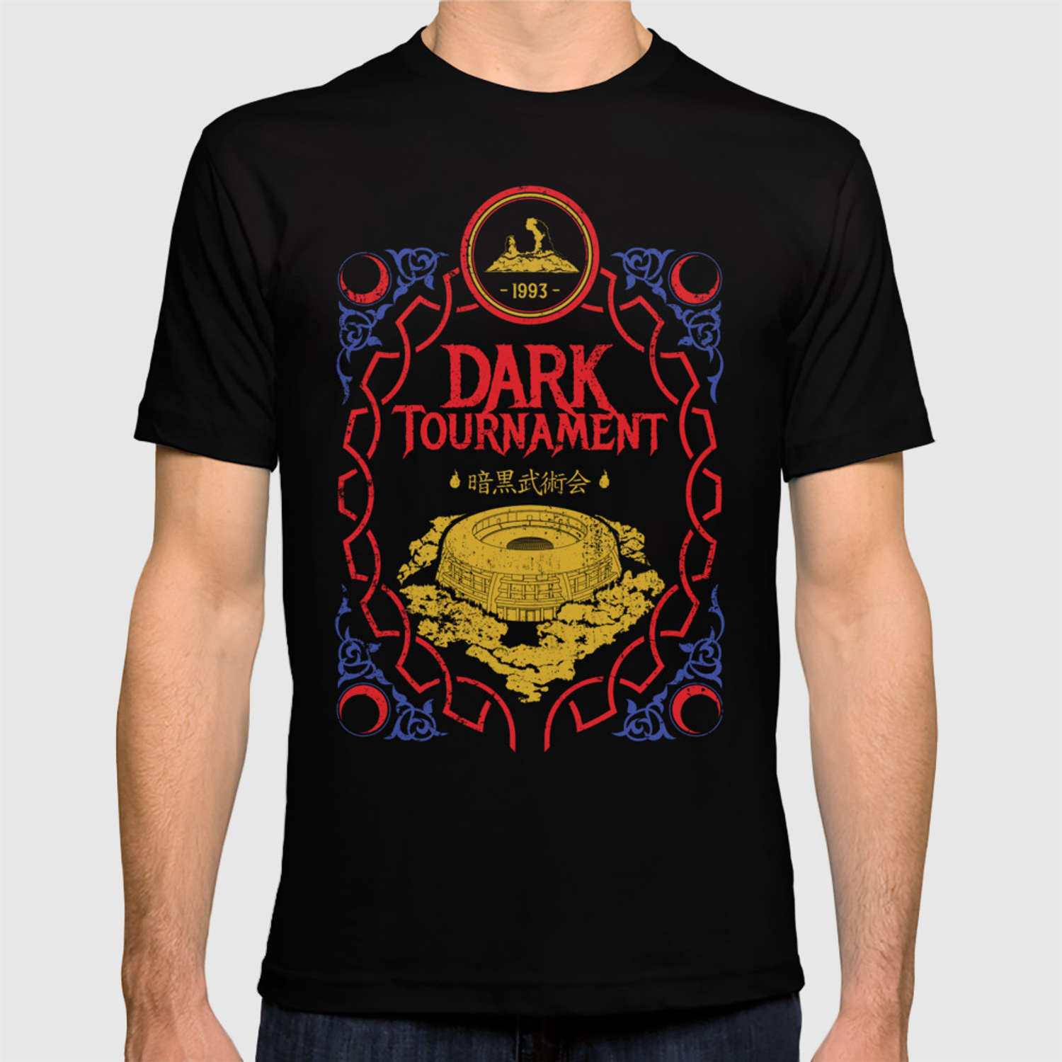 542982fab I Survived the Dark Tournament T-shirt by manoystee | Society6