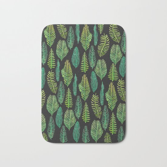 green nature Bath Mat