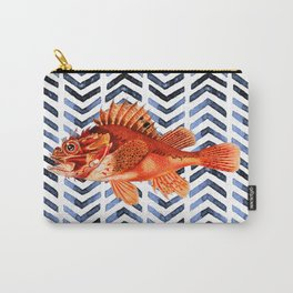 RED SCORPIONFISH Carry-All Pouch