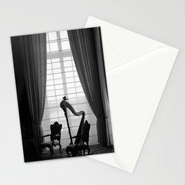 Venaria Reale Harp Stationery Cards