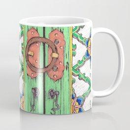 Temple Haeinsa door Coffee Mug