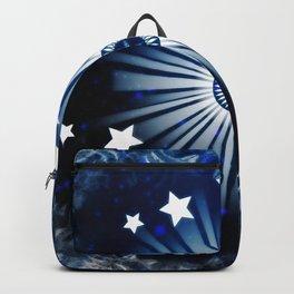 Evening Starburst Backpack
