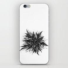 GR1N-FL0W3R (Grin Flower) iPhone & iPod Skin