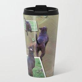 Keep Your Eye On the Ball Travel Mug