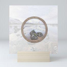 Let It Be- Scottish landscape Mini Art Print