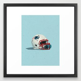 NFL Contracts Framed Art Print