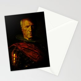 King Picasso Stationery Cards