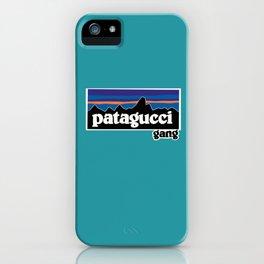 Patguc iPhone Case