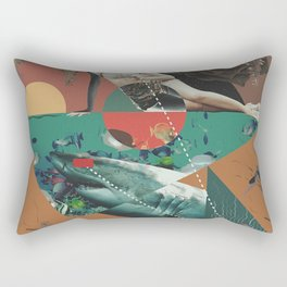 welcome to my dream. Rectangular Pillow