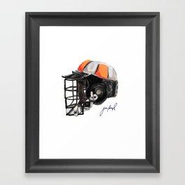 Princeton Bucket Framed Art Print