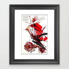 sp Framed Art Print
