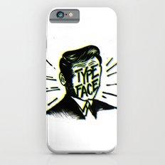 Typeface iPhone 6s Slim Case