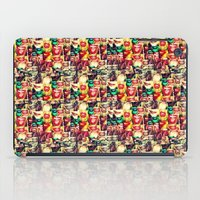 mouth iPad Cases featuring mouth to mouth by bisualhart