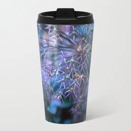 purple alliums Travel Mug