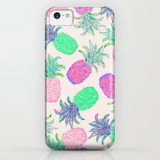 Pineapple Pandemonium Pink Punch Slim Case iPhone 5c