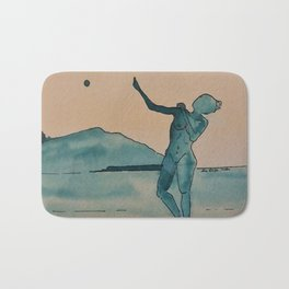 Moon Dance Bath Mat