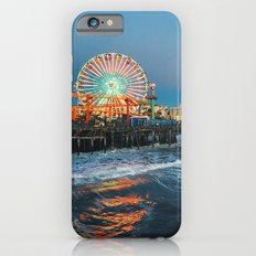 Wheel of Fortune - Santa Monica iPhone 6s Slim Case