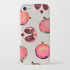 Pomegranate Pattern iPhone 7 Slim Case