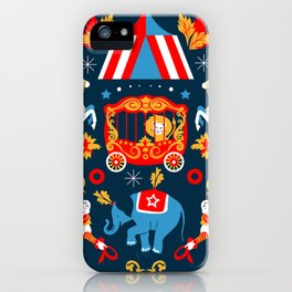 Circus royal iPhone Case
