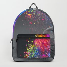True Colors Within Backpack