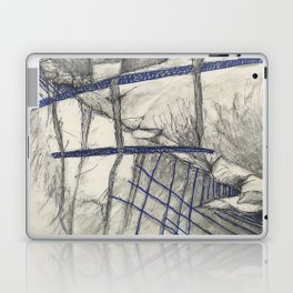 Intriguing Sketch Laptop & iPad Skin