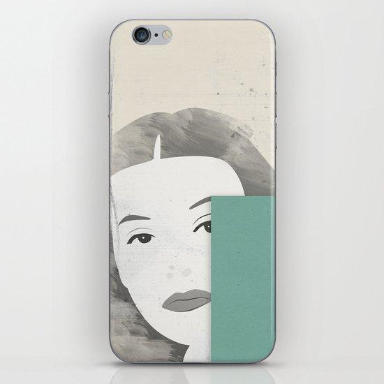 Hedy iPhone & iPod Skin