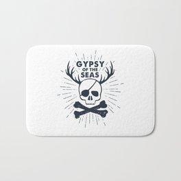 Gypsy Of The Seas Bath Mat