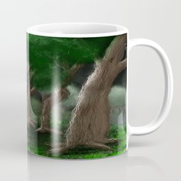 Forest of Thought Coffee Mug