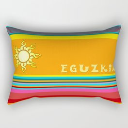 EGUZKIA Rectangular Pillow