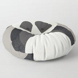 Whimsy Giant Panda Floor Pillow