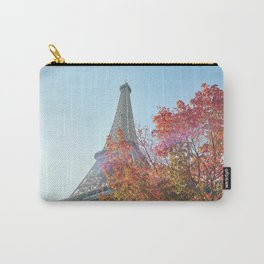 Eiffel Tower in Fall Carry-All Pouch