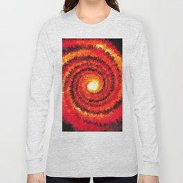 Fire Portal Long Sleeve T-shirt