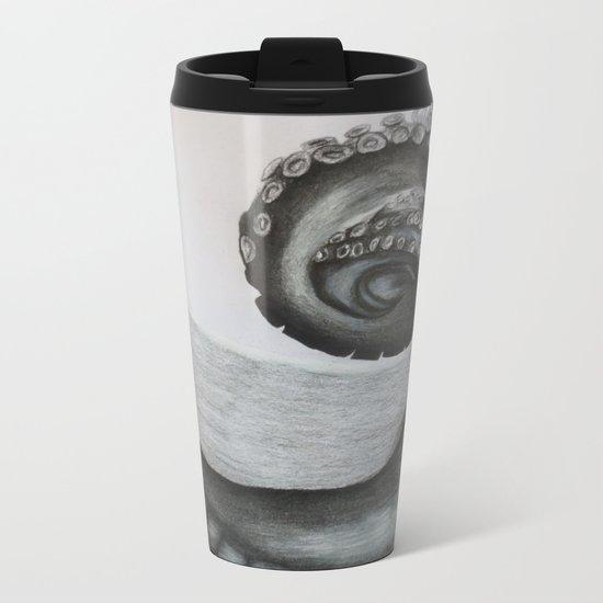 Tentacle Metal Travel Mug