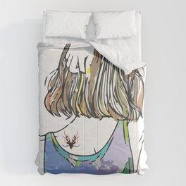 Colurful Girl Comforters