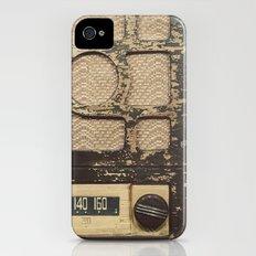 AM Radio Slim Case iPhone (4, 4s)