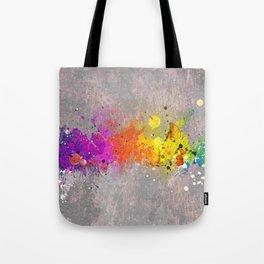 Colorsplash Tote Bag