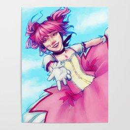 Madoka Magica: Madoka Poster