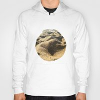sand Hoodies featuring Sand by Ethan Bierly