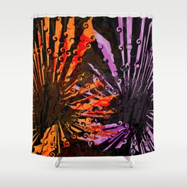Glimmer of Hope Shower Curtain