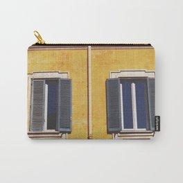 Italian Windows  Carry-All Pouch