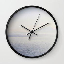 Misty Mornings Wall Clock