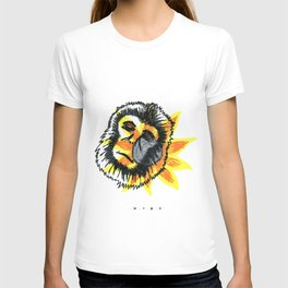 Sleeping Sun Monkey T-shirt