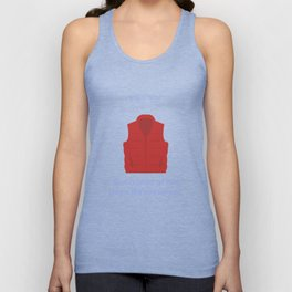 Back to the Future - Life Preserver Unisex Tank Top