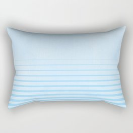 Sweet Life Collection Gradient Blue Raspberry Rectangular Pillow