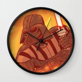 SITH LORD Wall Clock