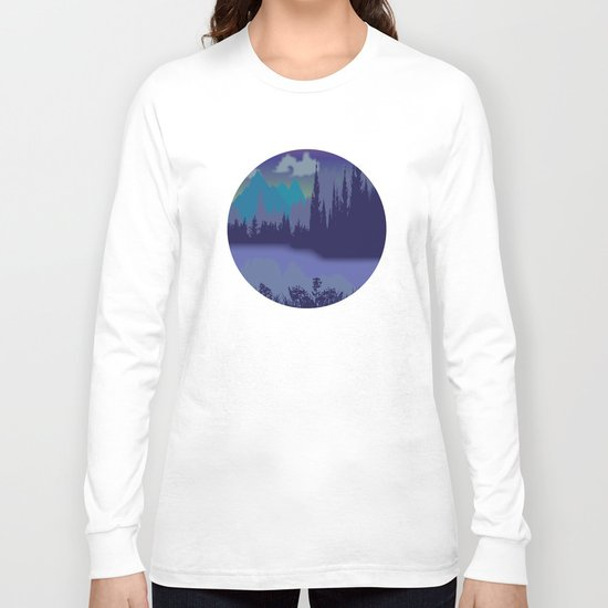 My Nature Collection No. 21 Long Sleeve T-shirt