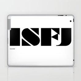 Type Type for ISFJ Laptop & iPad Skin