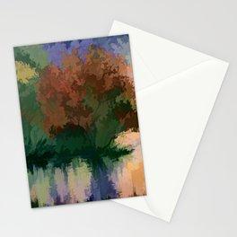 Rippled Sunset – 2 Stationery Cards