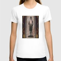 art history T-shirts featuring Preserving History by LEEMARIE